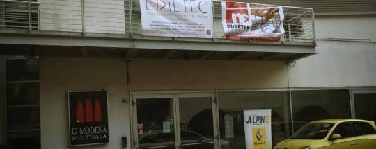 cantiere Cinema Modena